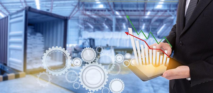 E-Commerce und Logistik Fulfillment
