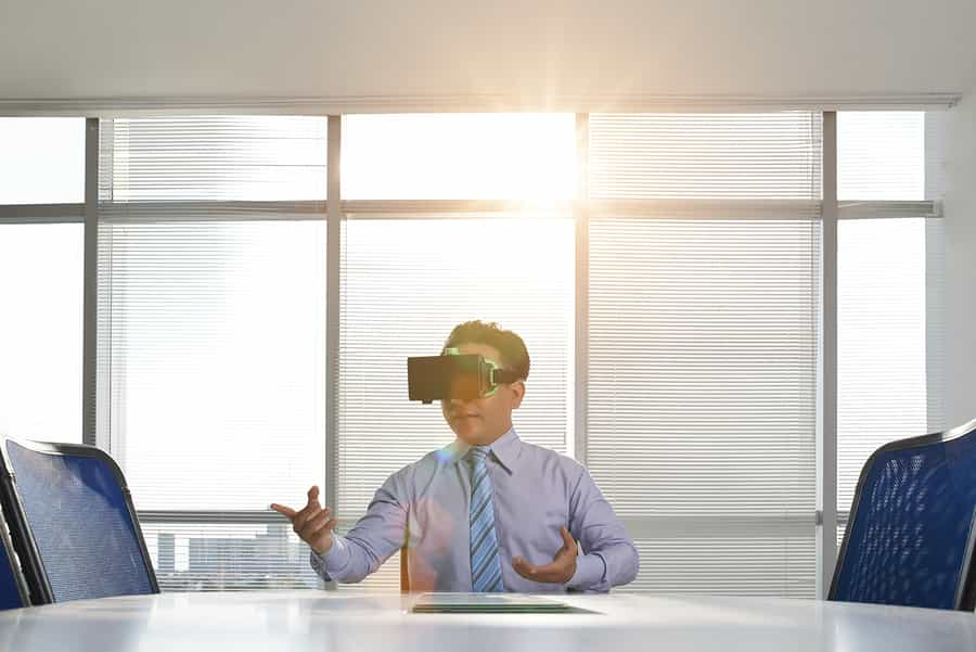 Virtual Reality in der Unternehmenskommunikation